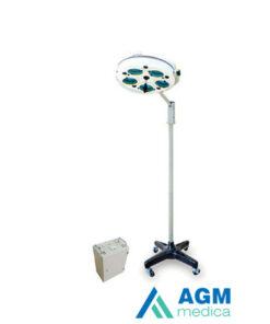 jual lampu operasi 5 bulb stand
