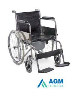 jual kursi roda commode