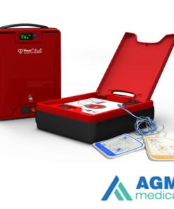 Nesco AED Defibrillator Heart ResQ NT 381