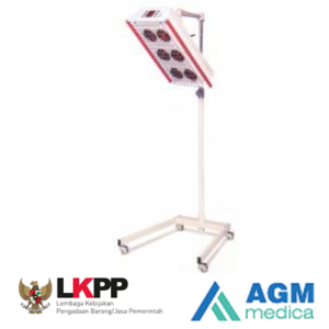 Lampu Infrared Thermo Six Fysiomed