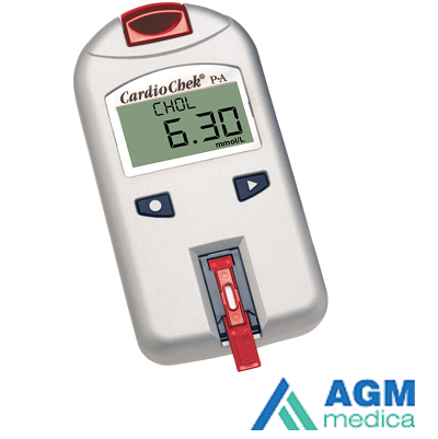 alat cek koleterol darah CardioChek PA Analyser PTS Diagnostics