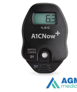 ALAT CEK GULA DARAH WIRELESS BLOOD GLUCOSE MONITOR A1CNow+System